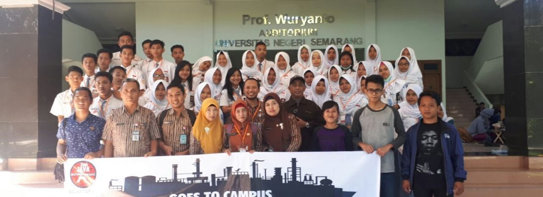 SMANSID GOES TO CAMPUS